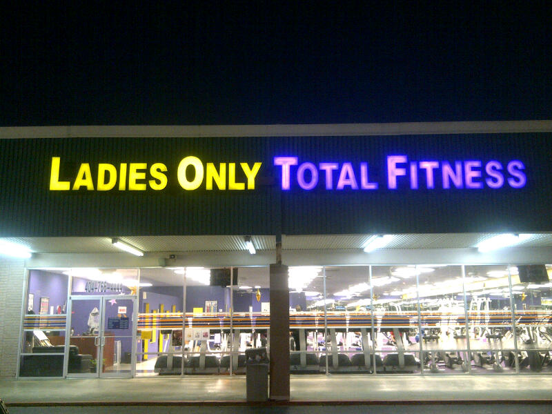 Ladies Only Total Fitness, 3128 Washington Road, East Point, Georgia, 30334, United States